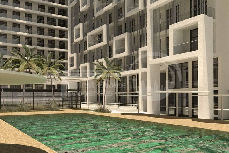18 Skyhomes in Masdar City.Great Investment!!