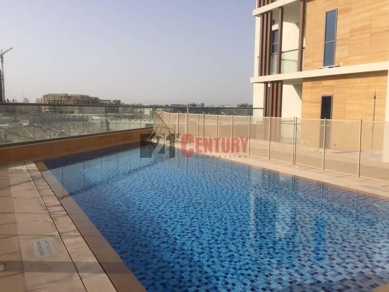 11 Upgraded 2 BR + Maid's Room Dubai Wharf 3