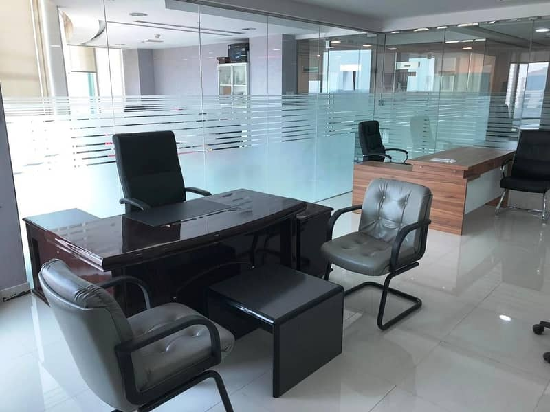 2 No Commission - Ready to move office for rent in Al Barsha