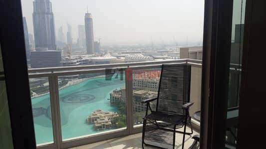 فلیٹ 2 غرفة نوم للبيع في وسط مدينة دبي، دبي - Fully Upgraded 2 Bed  with Fountain View