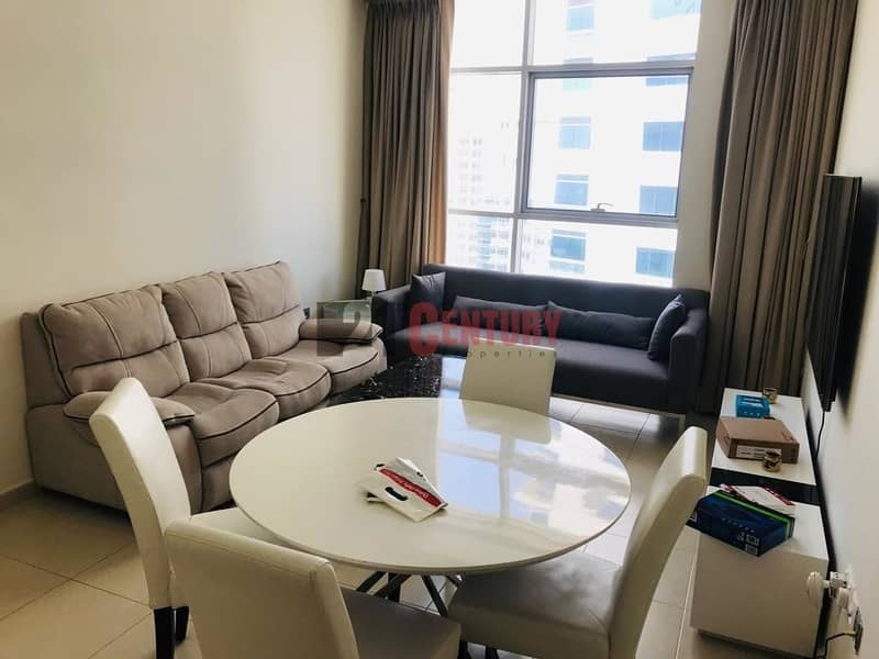 2 Upgraded!  2 BR Fully Furnished  AC Free