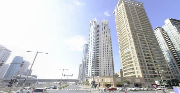 فلیٹ 3 غرفة نوم للايجار في دبي مارينا، دبي - Building