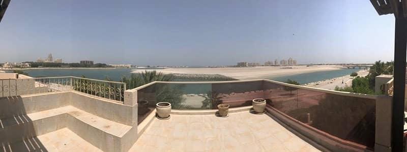 5 Bedroom Villa for Rent in Al Hamra Village, Ras Al Khaimah - FOR RENT HIGH END FURNISHED DUPLEX ON THE LAGOON