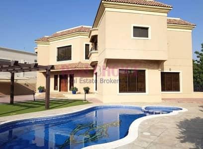 5 Bedroom Villa for Rent in Al Warqaa, Dubai - Luxurious Villa | 5 Master Bedroom | Private Pool