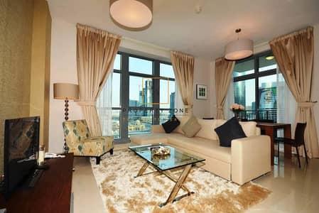 فلیٹ 1 غرفة نوم للبيع في وسط مدينة دبي، دبي - Well Kept I Spacious 1 BR I Claren Tower 2