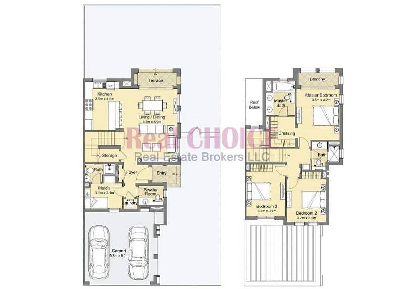 10 Over 5 Years Post Handover Plan Available 3BR