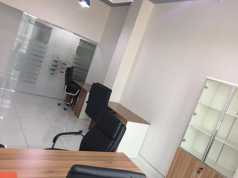Exclusive and Fully Fitted Office & Furnished Offices in Business Bay |  Bayut com