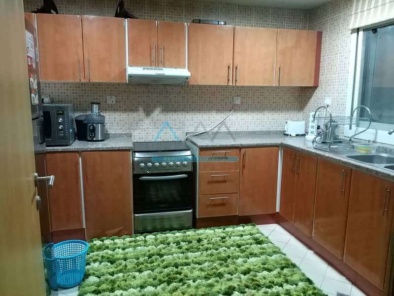 2 Fully-Furnished_1 Bedroom_Close Kitchen_Only@40K