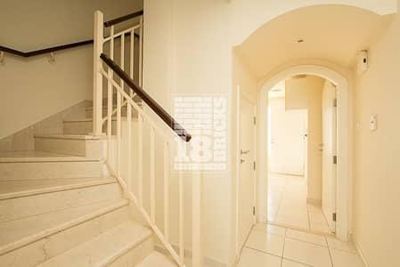 تاون هاوس 2 غرفة نوم للايجار في الينابيع، دبي - Single Row | Springs 5 | With Study Room