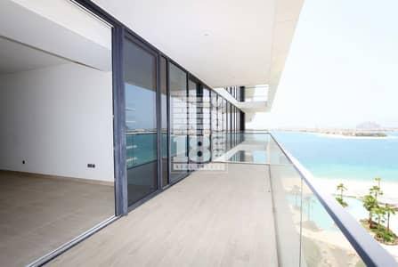 شقة 2 غرفة نوم للبيع في نخلة جميرا، دبي - Unique Seaside 2br Serenia Palm Jumeirah