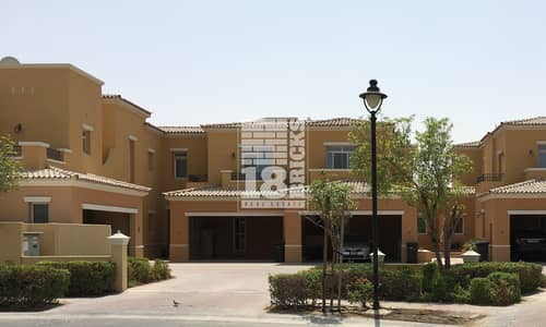 2 Bedroom Villa for Sale in Arabian Ranches, Dubai - Immaculate |Close to club house | Type-C