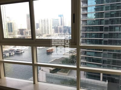 فلیٹ 1 غرفة نوم للايجار في دبي مارينا، دبي - Full Marina View | Very Well Maintained