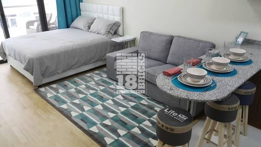 Studio for Rent in Dubai Silicon Oasis, Dubai - Furnished | Pay Monthly | Bills Included
