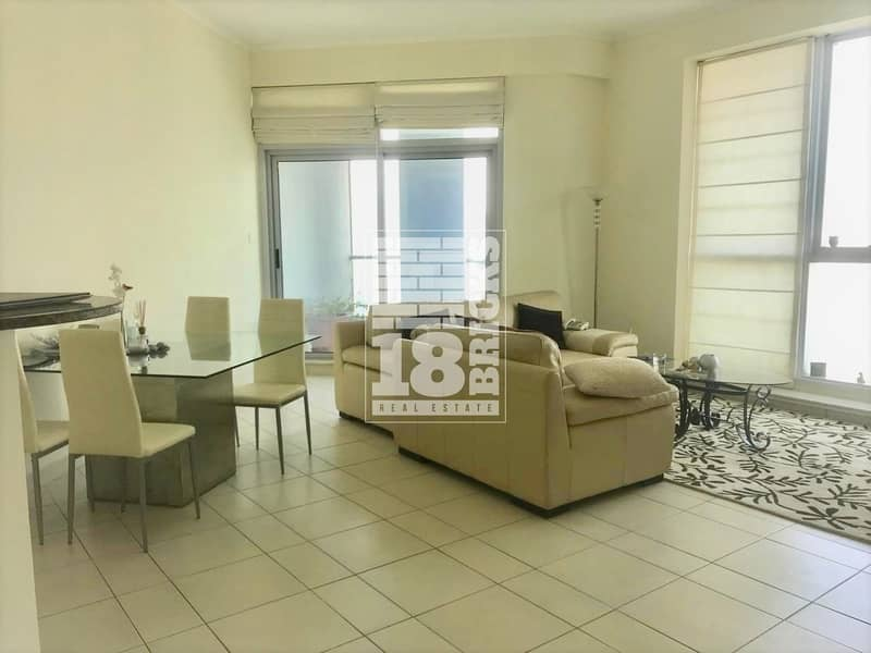 2 Furnished | Balcony With A Fantastic View