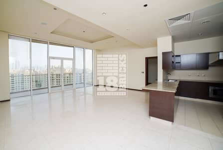 2 Bedroom Flat for Rent in Palm Jumeirah, Dubai - Sea View | Study Room | Kitchen Appliances