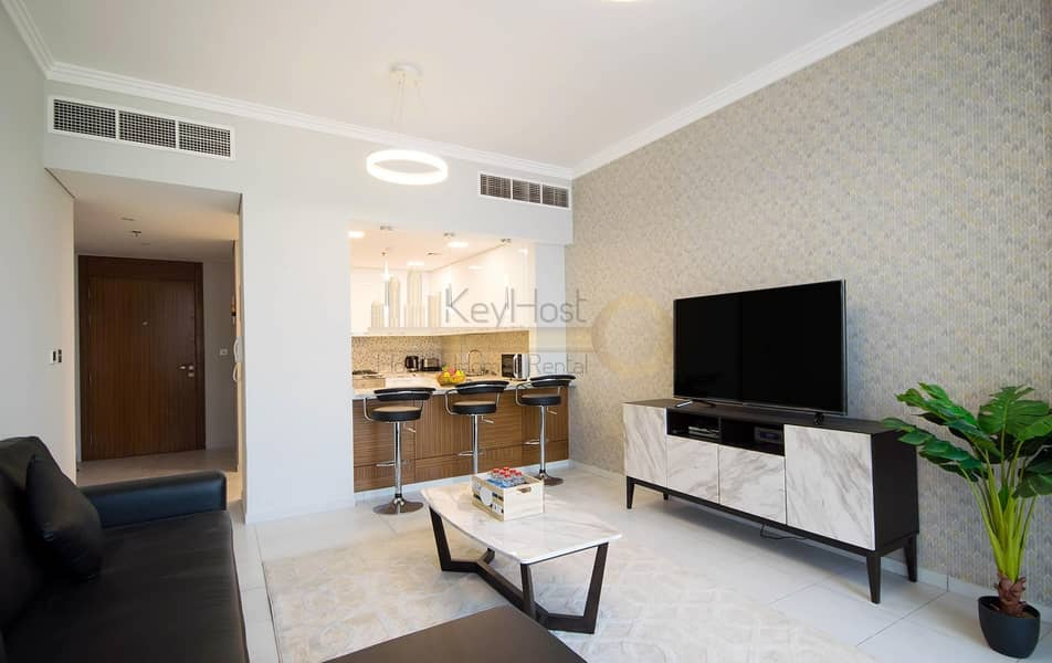 16 Hot Offer | All Bills Included | 2BR with Parking in JVC