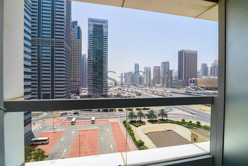 2 Price Reduced! Fully Furnished Studio with Balcony