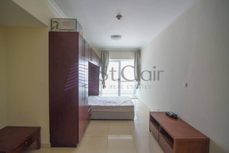 11 Price Reduced! Fully Furnished Studio with Balcony