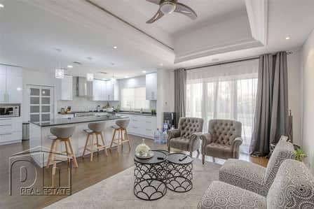 5 Bedroom Villa for Sale in Green Community, Dubai - Family Villa|Upgraded|Cul de Sac position