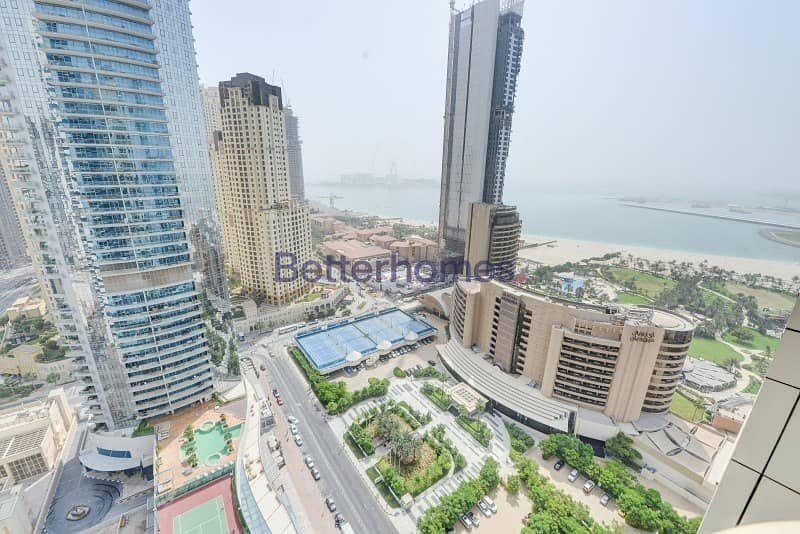 17 High Floor | Partial Sea View