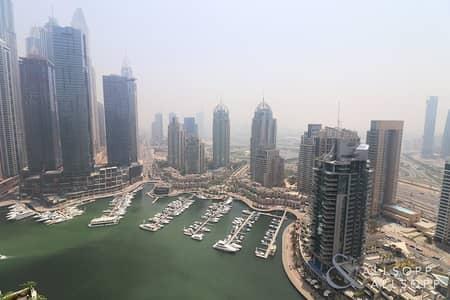 شقة 3 غرف نوم للبيع في دبي مارينا، دبي - Marina View | 3 Beds | Immaculate Finish