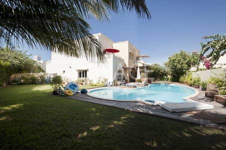 فیلا 5 غرفة نوم للبيع في السهول، دبي - Meadows - Villa - Landscaped Garden - 5 Bedrooms - 4931 sqf