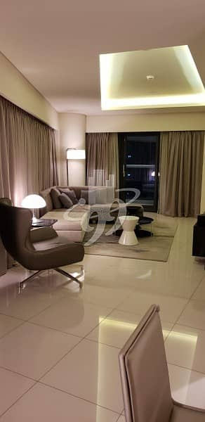 فلیٹ 2 غرفة نوم للايجار في الخليج التجاري، دبي - Damac Towers by Paramount