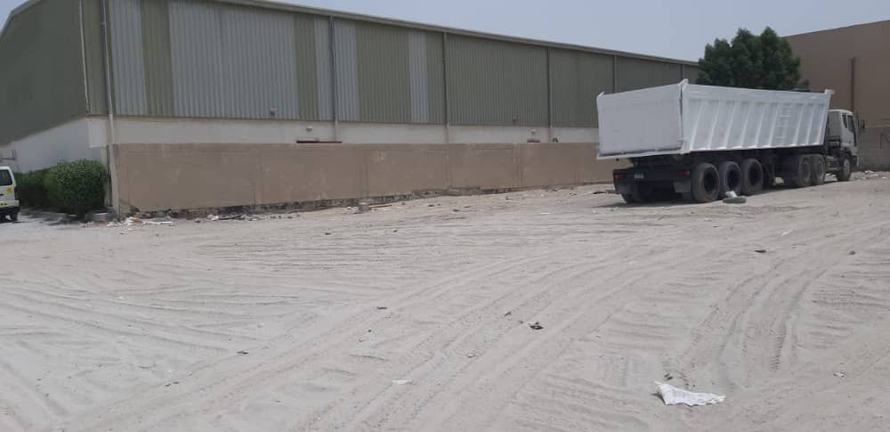 Industrial land for sale in industrial area no 12