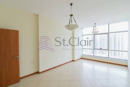 Furnished 1 Bed | Marina View  | Close to Metro