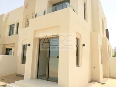 3 Bedroom Townhouse for Sale in Reem, Dubai - Close to Pool/Park | Single Row | Type H | Corner
