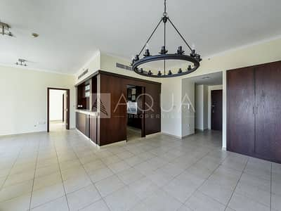 3 Bedroom Apartment for Sale in Downtown Dubai, Dubai - Naturally well-lit unit w/ wonderful view