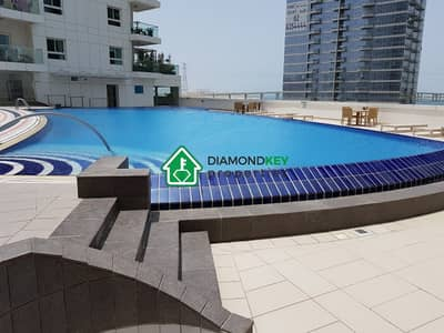 Huge 2 bedroom in Amaya Tower Al Reem Island