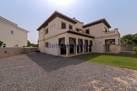 5 Bedroom Villa for Rent in The Villa, Dubai - Single Row Villa I Vacant I L Shaped Plot |