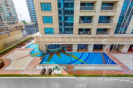 فلیٹ 1 غرفة نوم للايجار في دبي مارينا، دبي - Beautiful Apartment - Prime Tower - Great Location