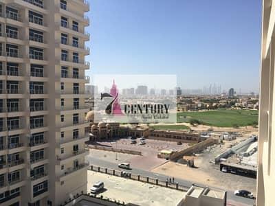 شقة 1 غرفة نوم للبيع في مدينة دبي الرياضية، دبي - Partial Golf View / Best Layout /1 BR for Sale