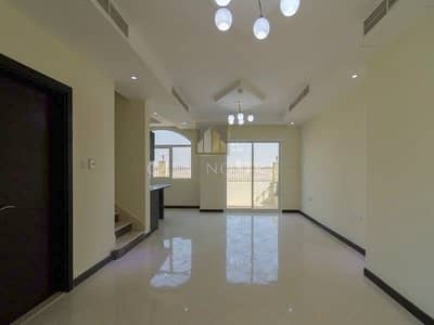 3 Bedroom Townhouse for Sale in Dubai Industrial Park, Dubai - Pool View Spanish style 3BR+Maids Townhouse G+1