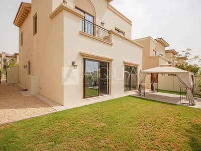 3 Bedroom Villa for Rent in Arabian Ranches 2, Dubai - Well maintained |Single row view| Vacant