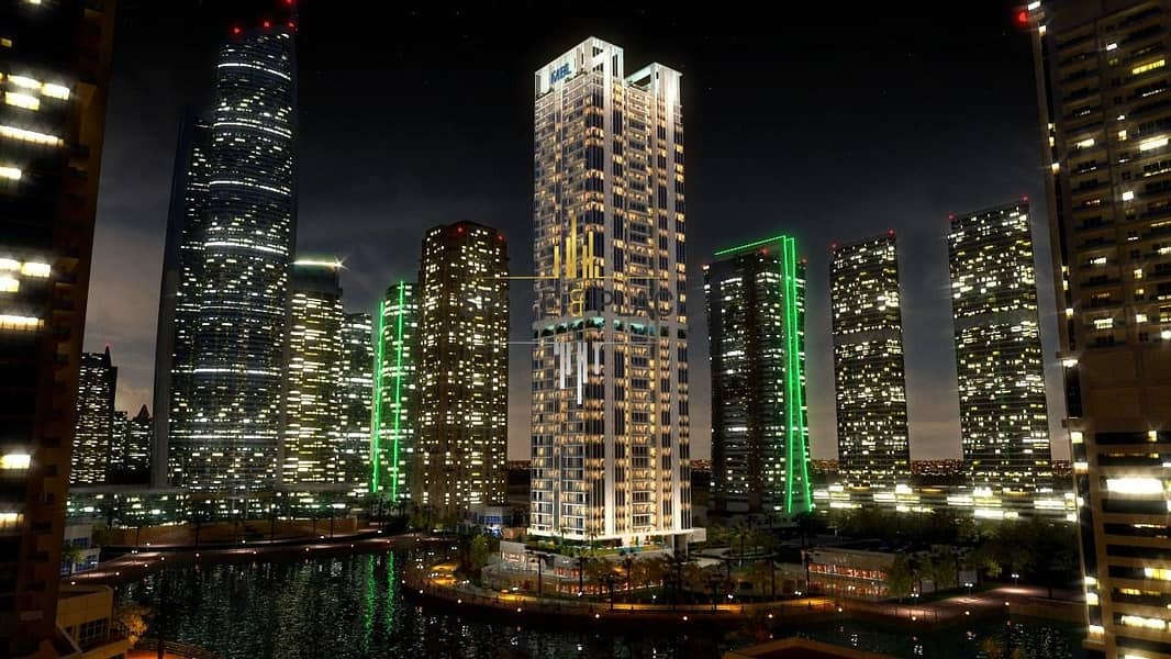 13 Your future home in the heart of Dubai's waterfront community starting from 956K AED only!