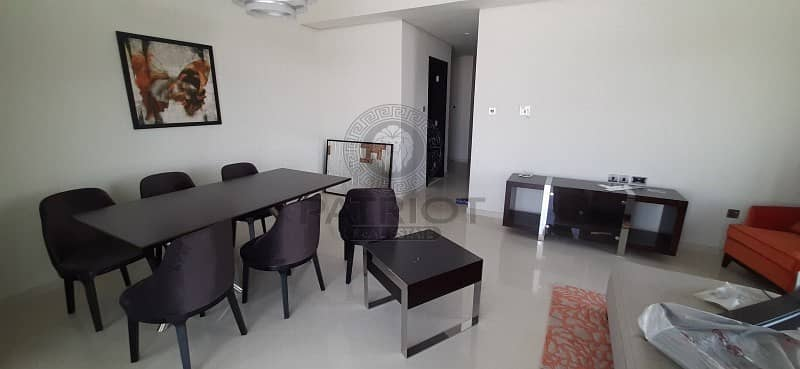 2 Pay 4-6 Chqs Luxury Furnished Executive 1Bedroom Golf View