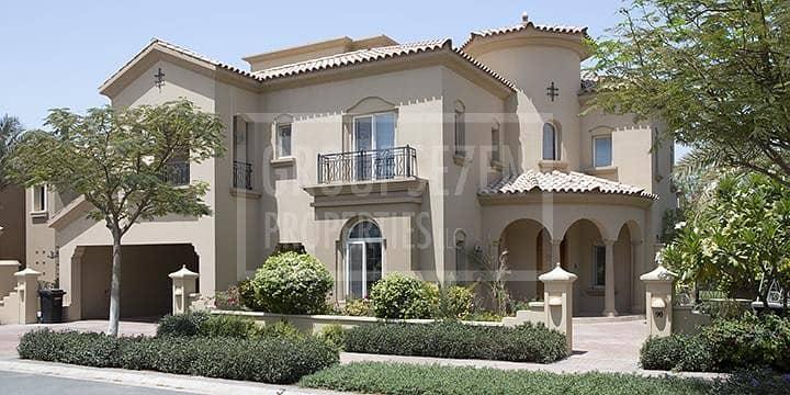 3BR Villa for Sale in Alvorada at Arabian Ranches