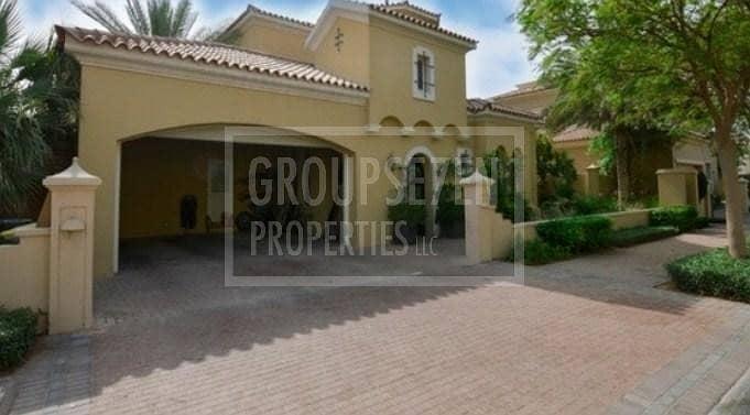 2 3BR Villa for Sale in Alvorada at Arabian Ranches