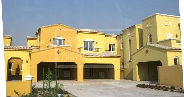 2BR Townhouse for Sale in Palmera3 at Arabian Ranches