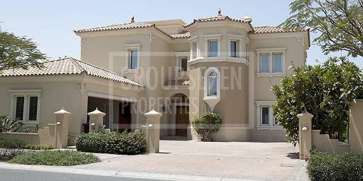 8 3BR Villa for Sale in Alvorada at Arabian Ranches