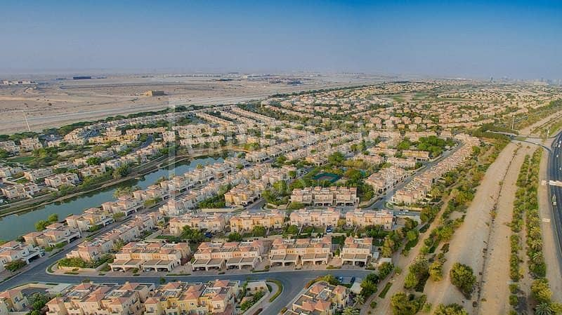 10 2BR Townhouse for Sale in Palmera2 at Arabian Ranches