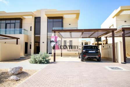 فیلا 3 غرفة نوم للايجار في داماك هيلز (أكويا من داماك)، دبي - Type TH-M | 3 BR Villa | Damac Hills