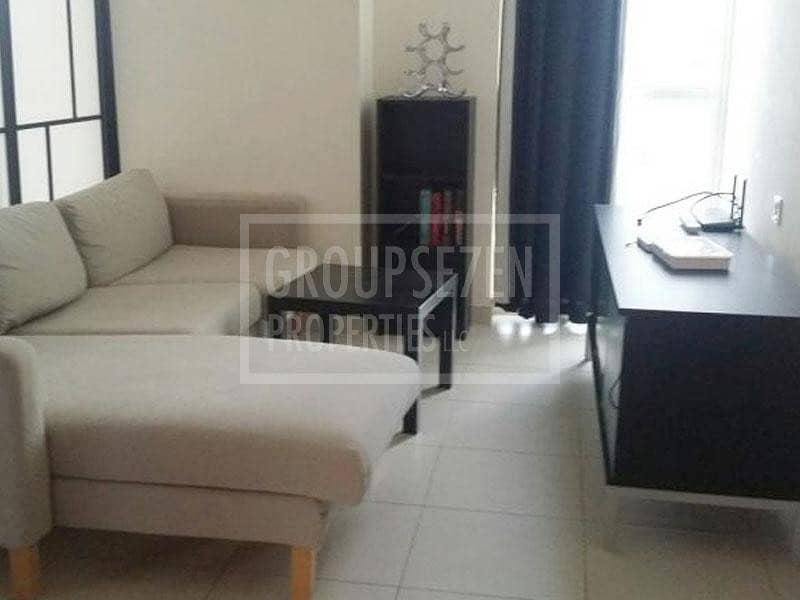 2 For Rent Studio in Scala Tower Business Bay