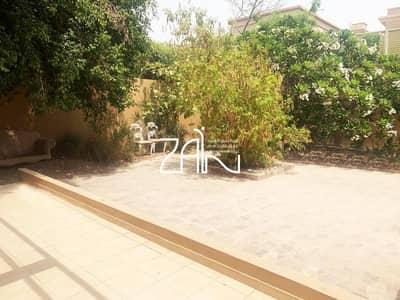 تاون هاوس 4 غرفة نوم للبيع في حدائق الجولف في الراحة، أبوظبي - Hot Deal! Amazing 4 BR TH Big Plot with Garden