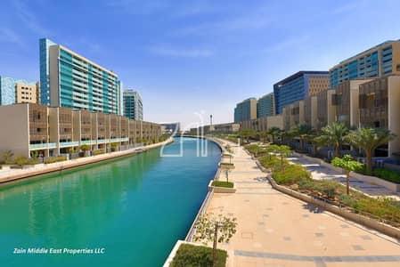 تاون هاوس 4 غرفة نوم للبيع في شاطئ الراحة، أبوظبي - Hot Deal Superb 4 BR Townhouse with Private Pool