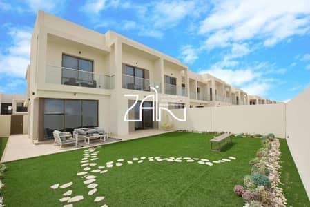 تاون هاوس 3 غرفة نوم للبيع في جزيرة ياس، أبوظبي - Limited Offer 3BR TH with No ADM Fee(save 2%)