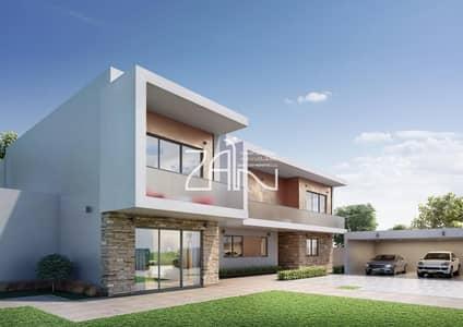 تاون هاوس 3 غرفة نوم للبيع في جزيرة ياس، أبوظبي - 3BR TH with 5 Years Post Handover Payment Plan